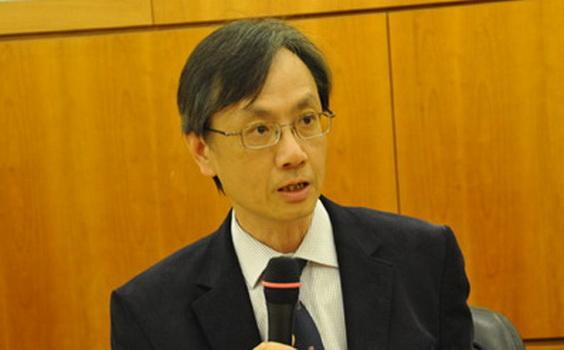 中大文化及宗教研究系系主任黎志添教授