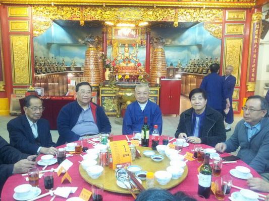 香港道教聯合會主席團