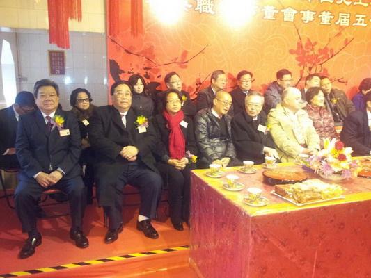 甲午年上元佳節慶燈主禮和嘉賓合照(1)