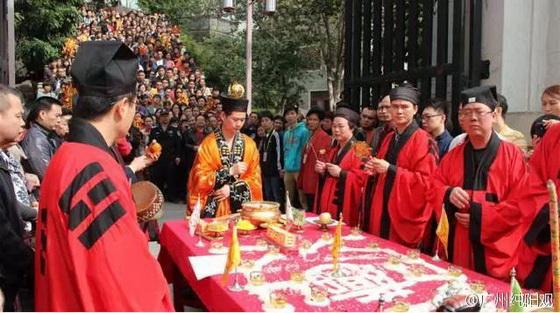 廣州純陽觀 - 接財神法會
