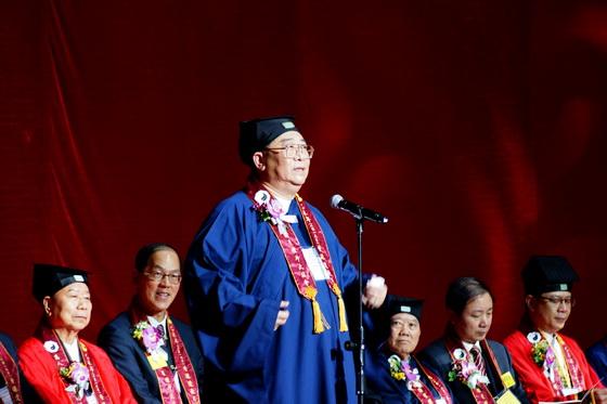 香港道教聯合會主席梁德華道長:聚眾慶道祖生辰