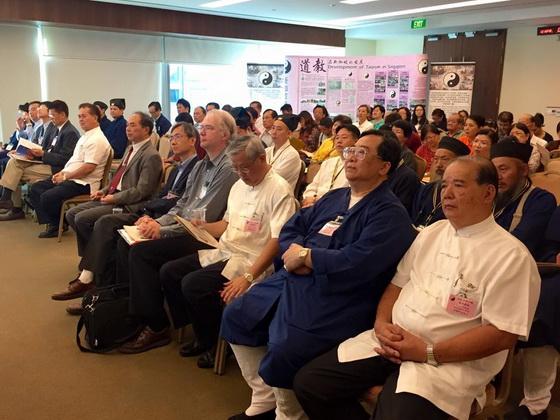 嘉賓雲集於論壇開幕儀式