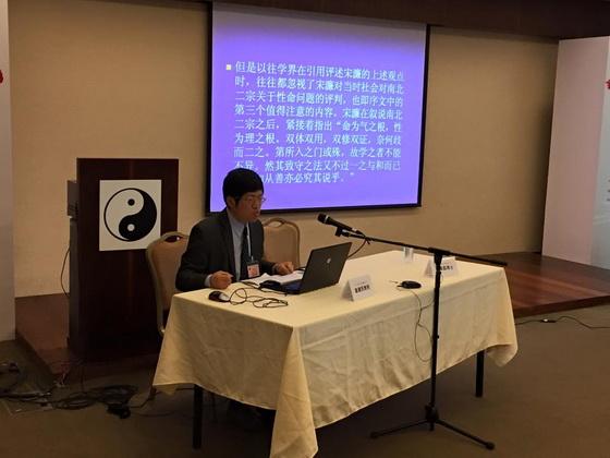 四川大學道教與宗教文化研究所所長蓋建民