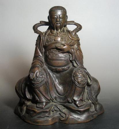 真武玄天上帝聖像 ( 三 )