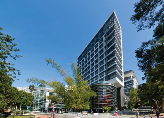 香港中文大学康本国际学术园