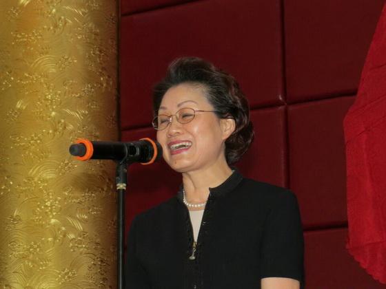 香港中联办协调部寥勋副部长致辞