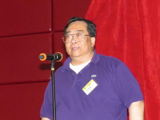 香港道教联合会主席梁德华道长致辞