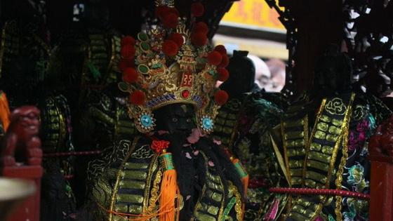 台北市天師宮「廟口文化」照片二