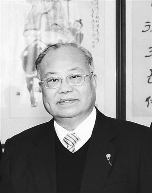台北指南宮主委高忠信辭世