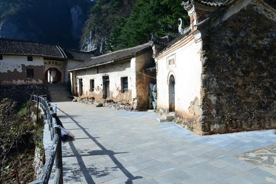 天竺山雙峰觀