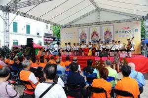 蘇州城隍廟法務團受邀演出