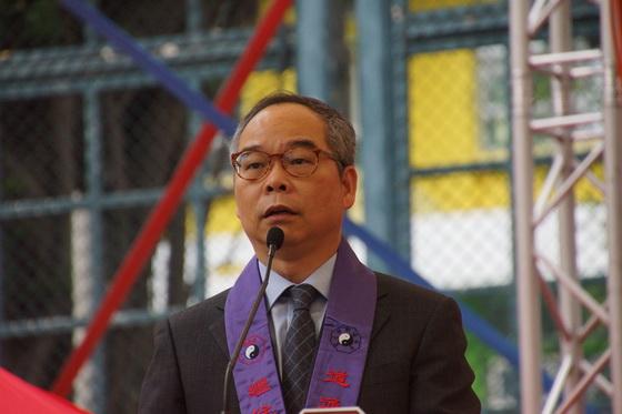 民政事务局局长刘江华