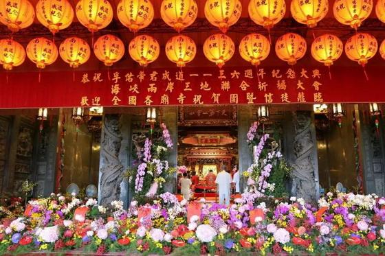 恭祝呂祖成道1136周年大法會